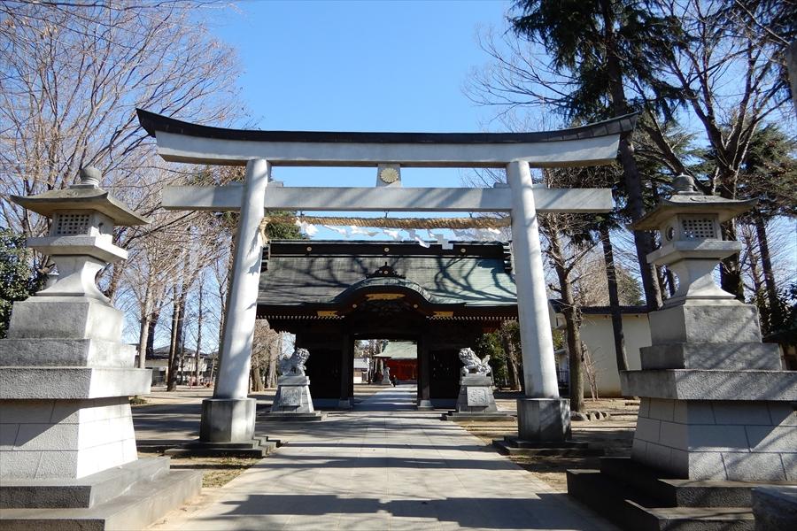 日枝大神社の写真