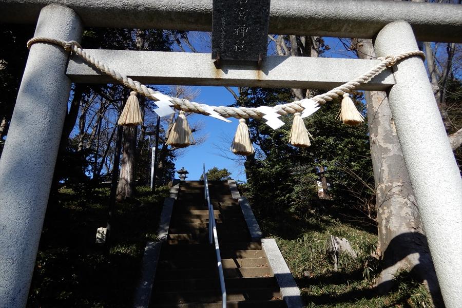 稲毛神社の写真