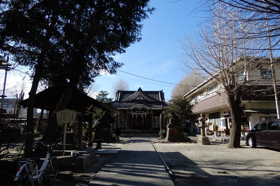 若宮八幡宮の写真