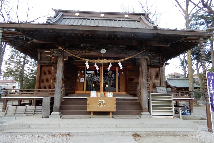 丸子山王 日枝神社