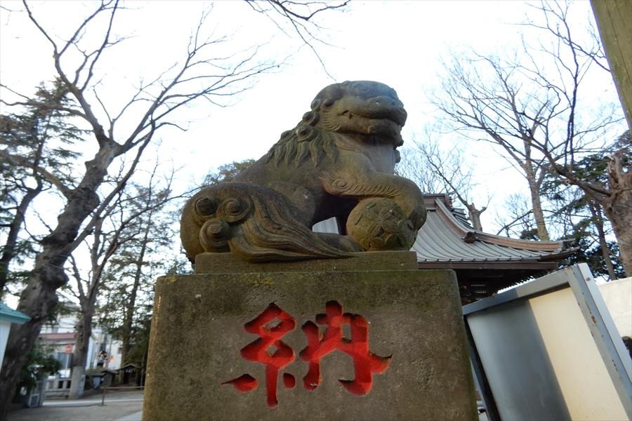 丸子山王 日枝神社の写真