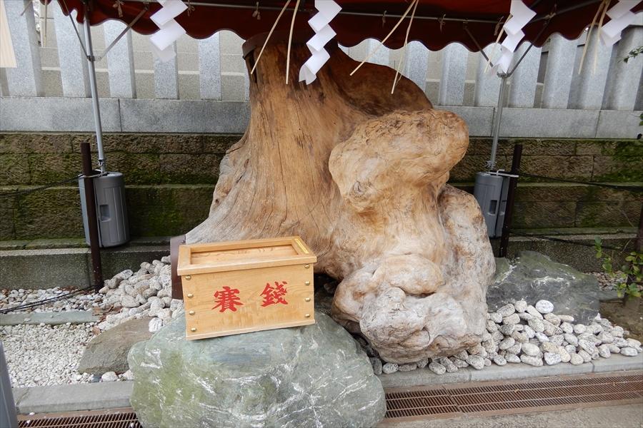 溝口神社の写真