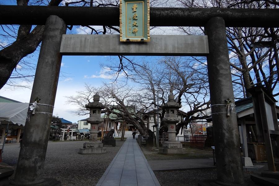 豊受神社の写真
