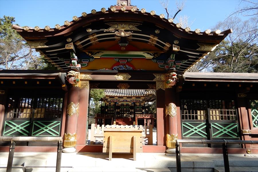 意富比神社(船橋大神宮)の写真