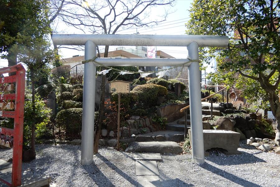 鎮守 氷川神社の写真