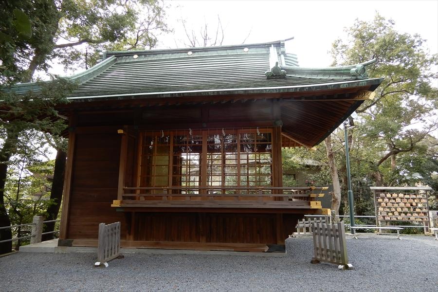 (花畑)大鷲神社の写真