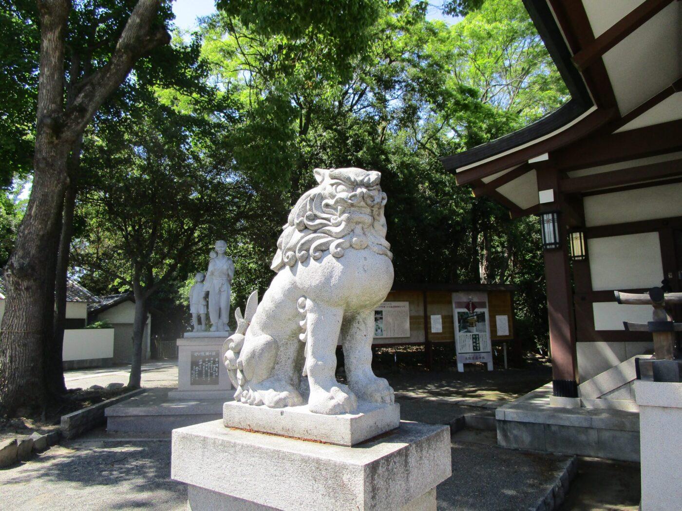 大阪護国神社の写真