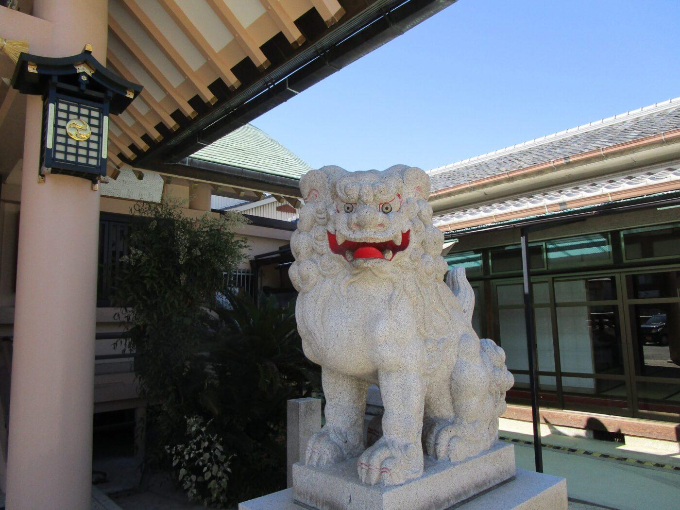 三津神社の写真
