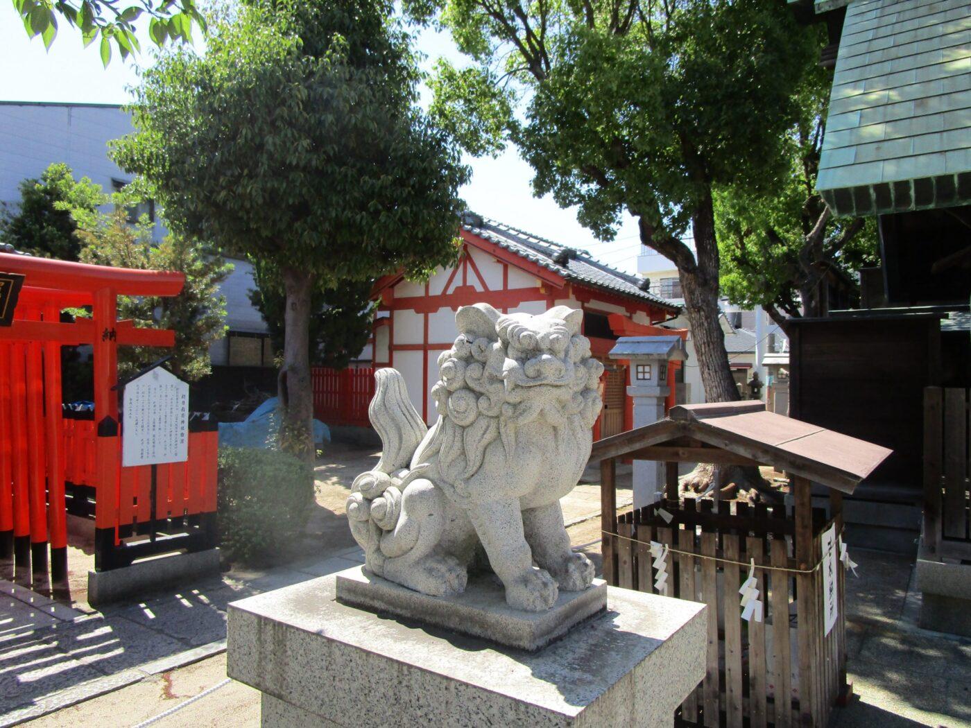 朝日神明社の写真