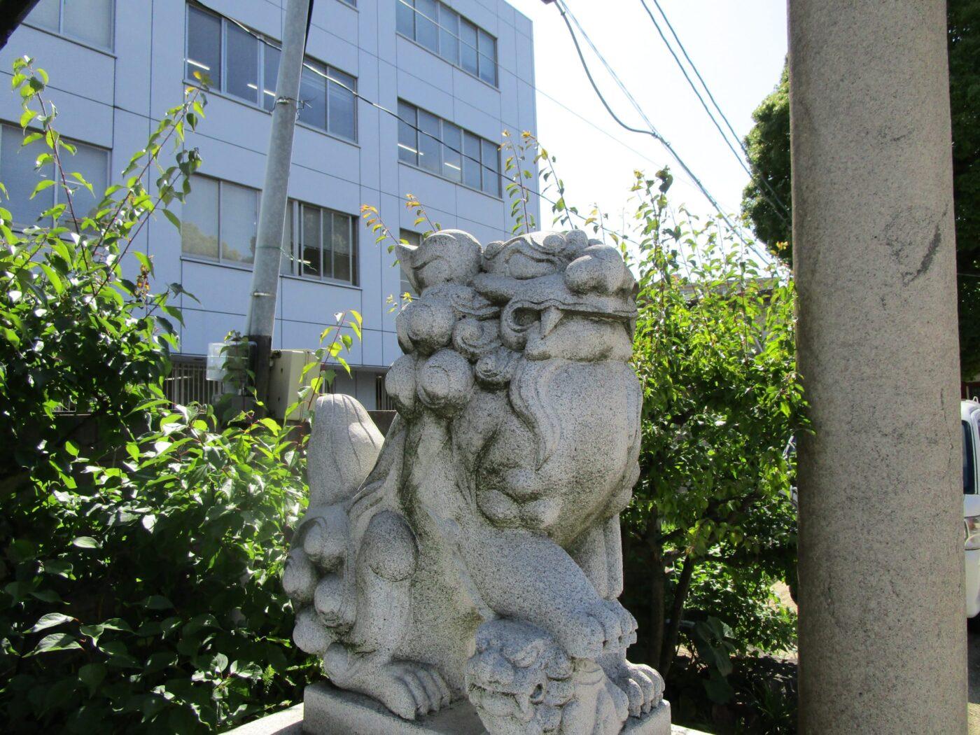 加賀谷天満宮の写真