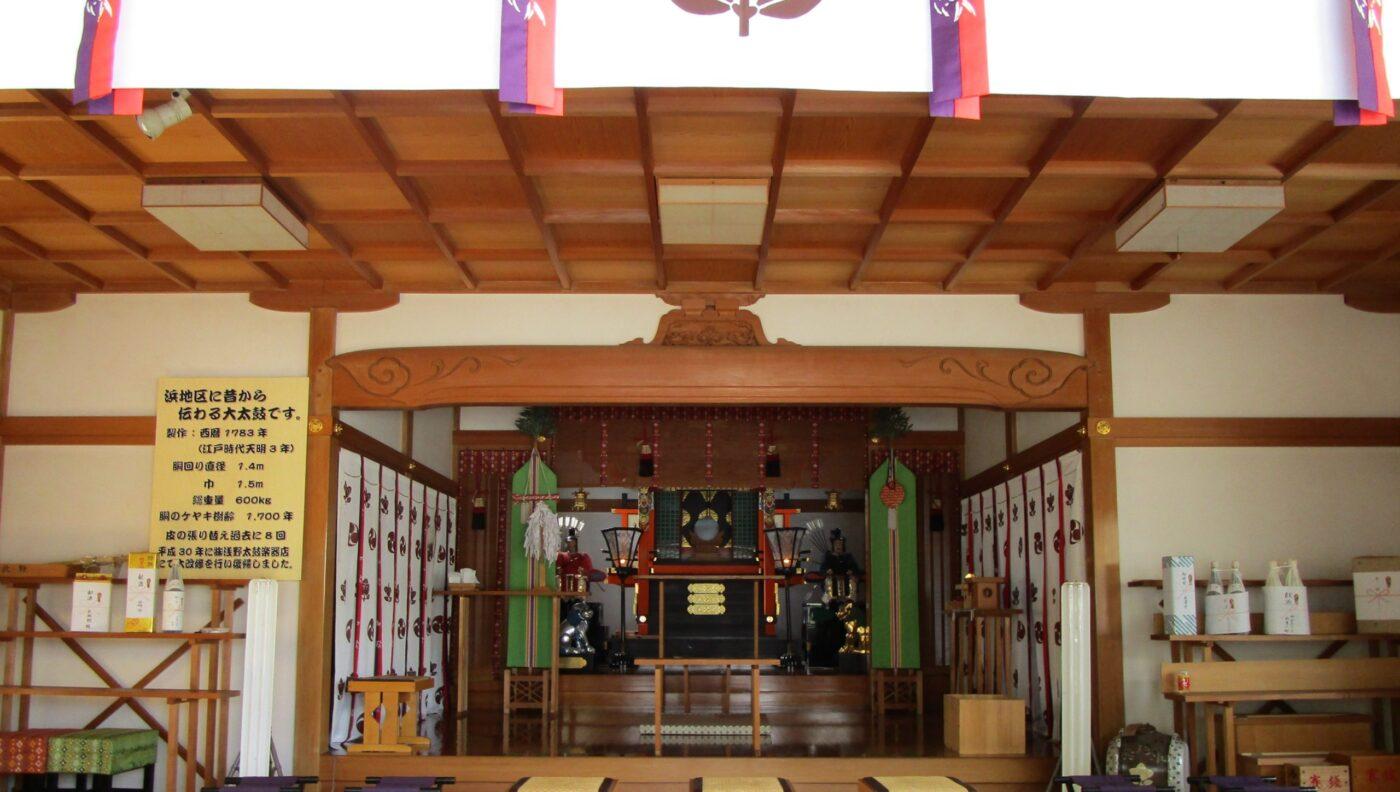 古宮神社の写真