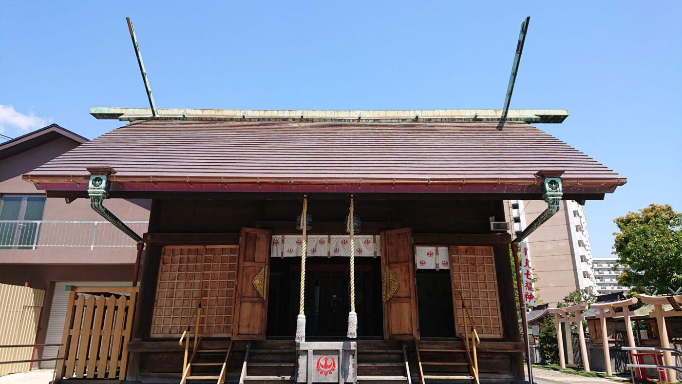 鶴見神社の写真