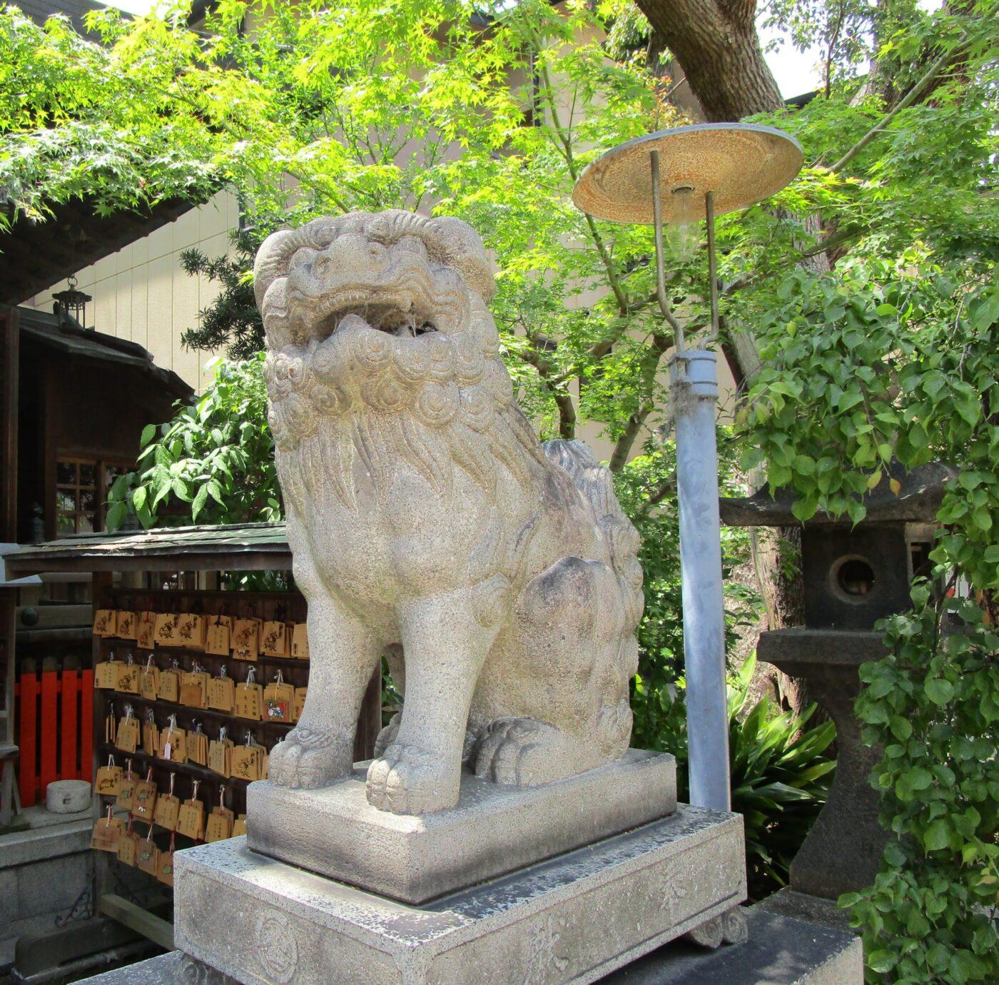 海老江八坂神社の写真