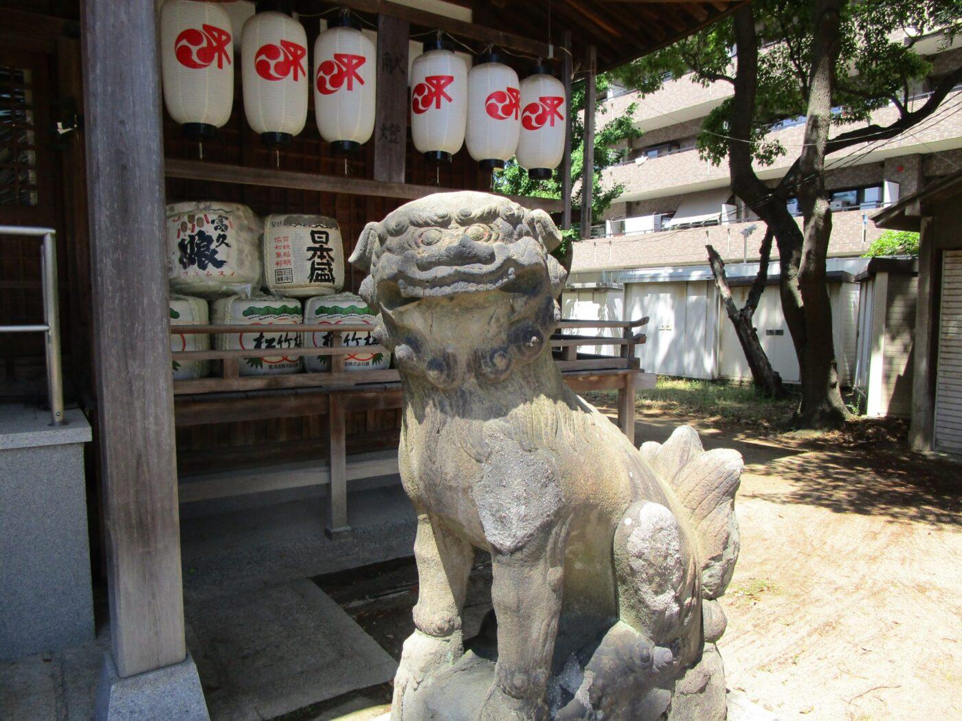 澪標住吉神社の写真