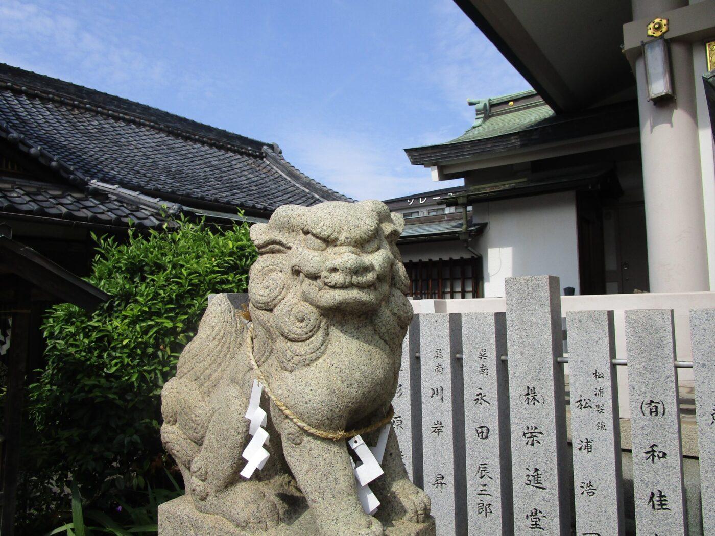 巽神社の写真