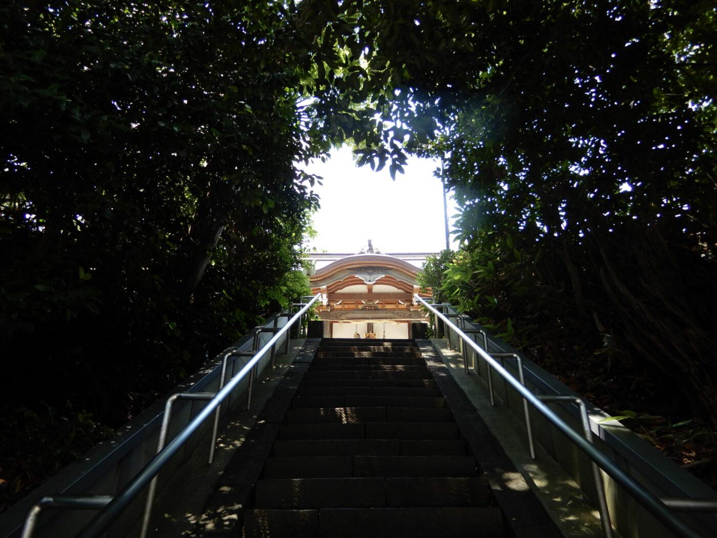 品濃白旗神社の写真