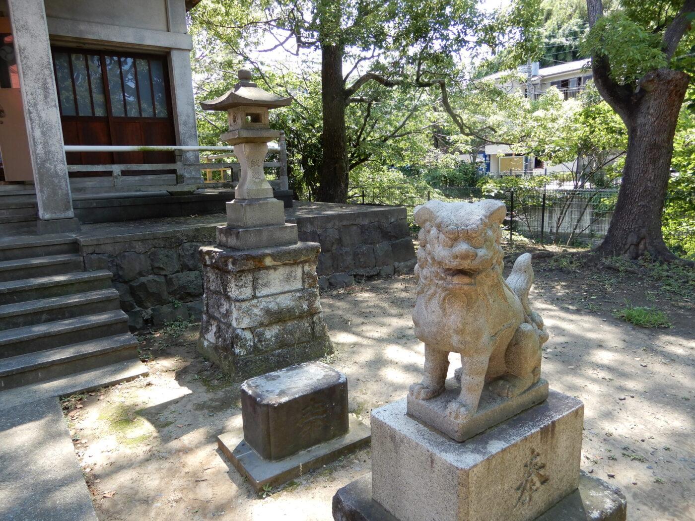 青木神社の写真