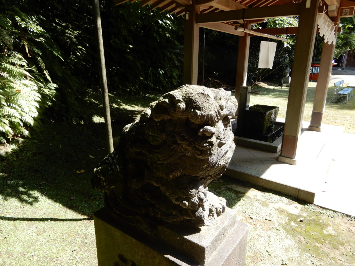 富岡八幡宮の写真