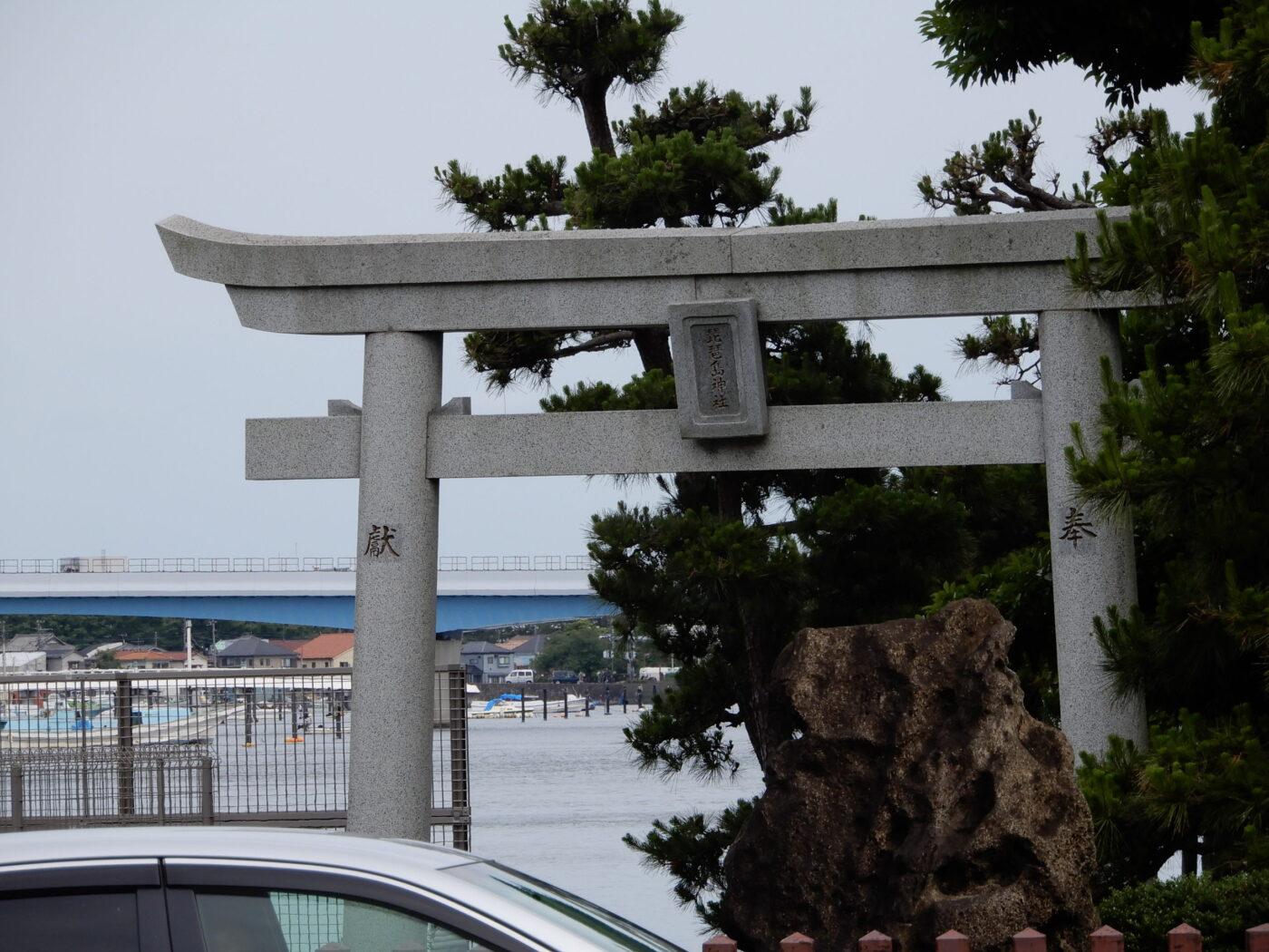 瀬戸神社の写真