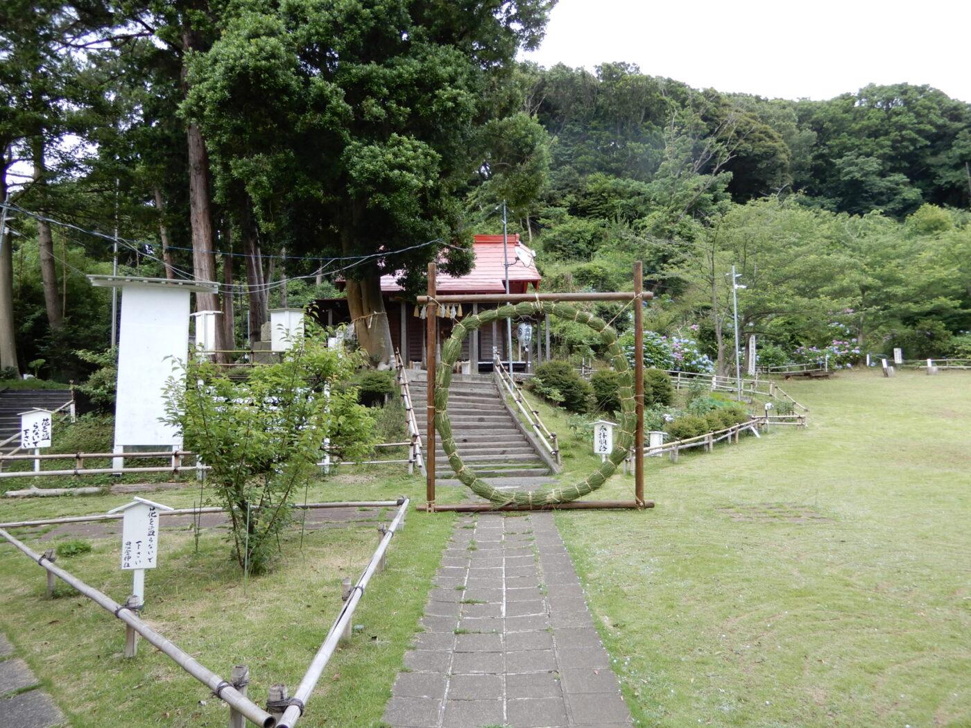 思金神社の写真