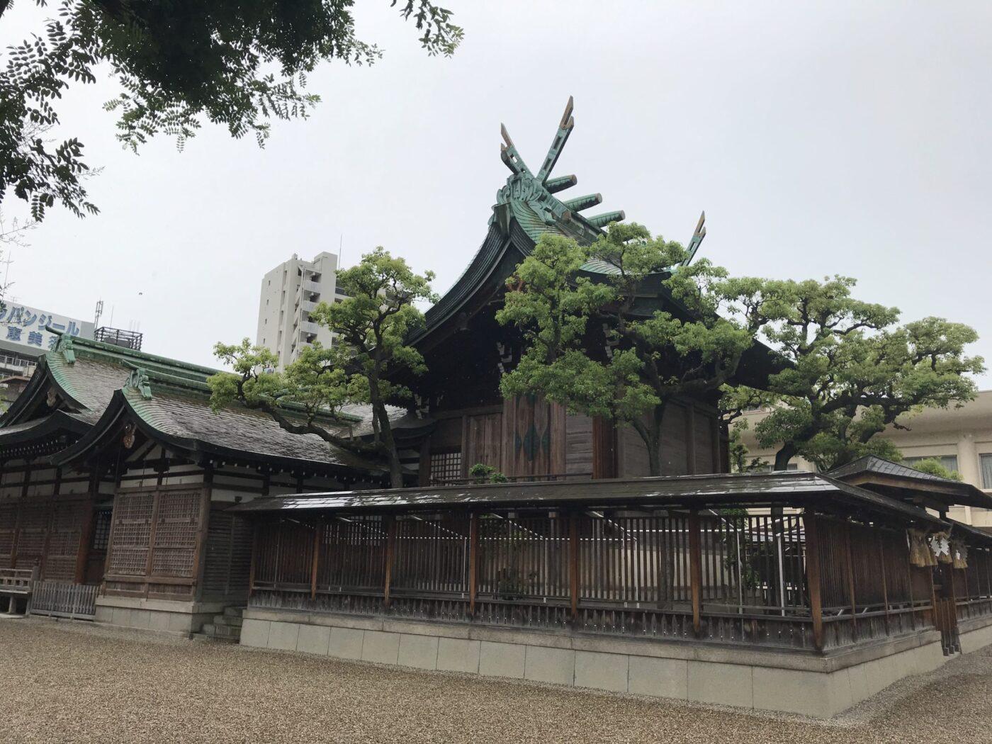 今宮戒神社の写真
