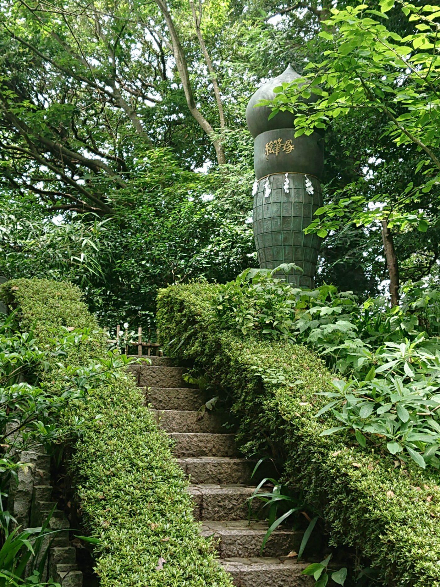 荏柄天神社の写真