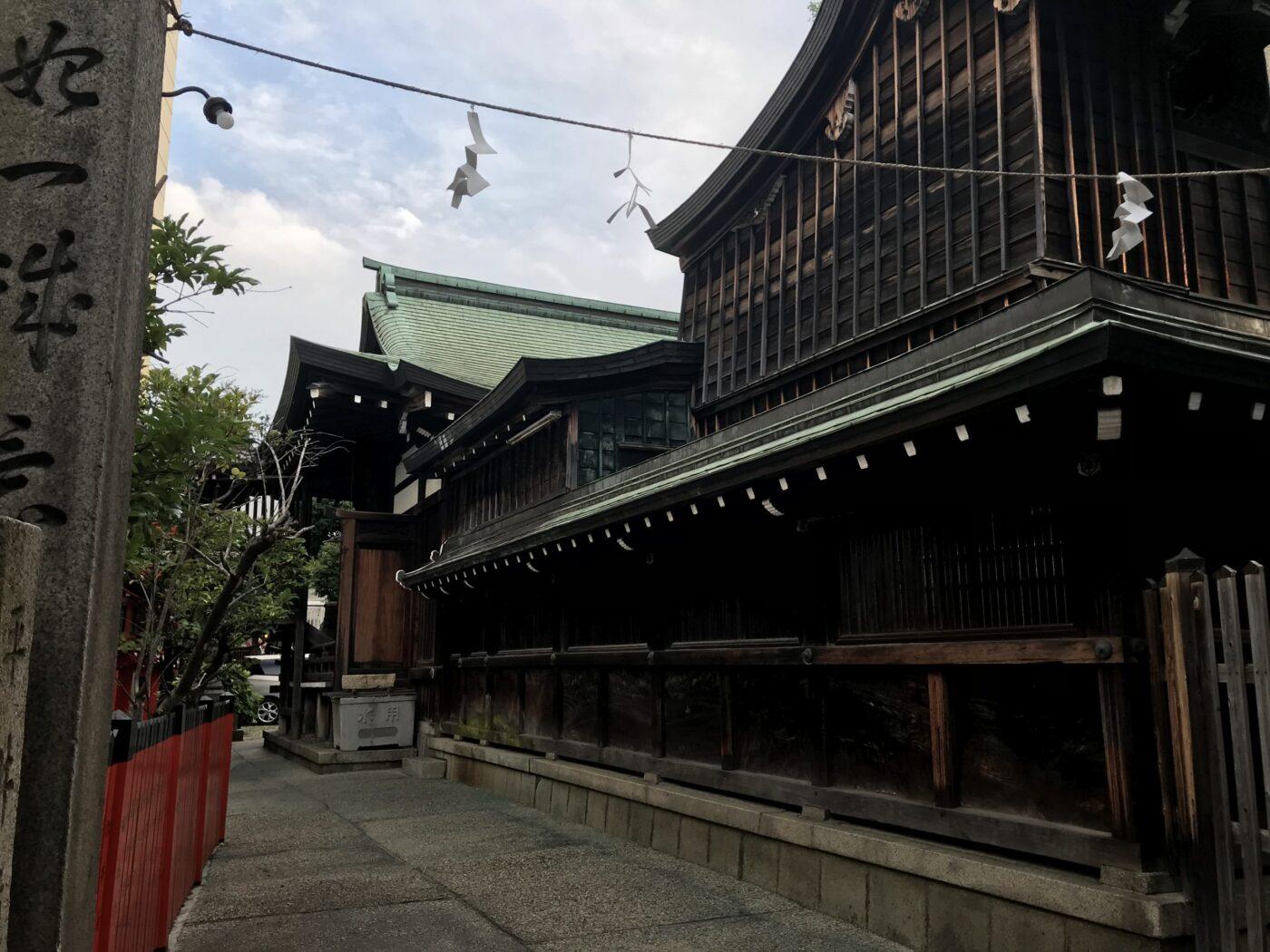 比賣許曽神社の写真