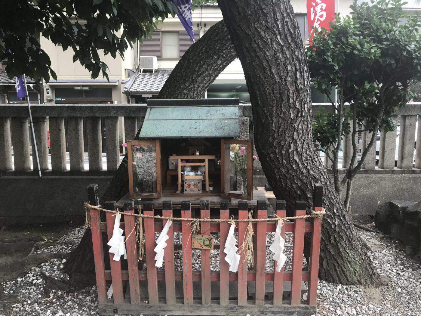 塚本神社の写真
