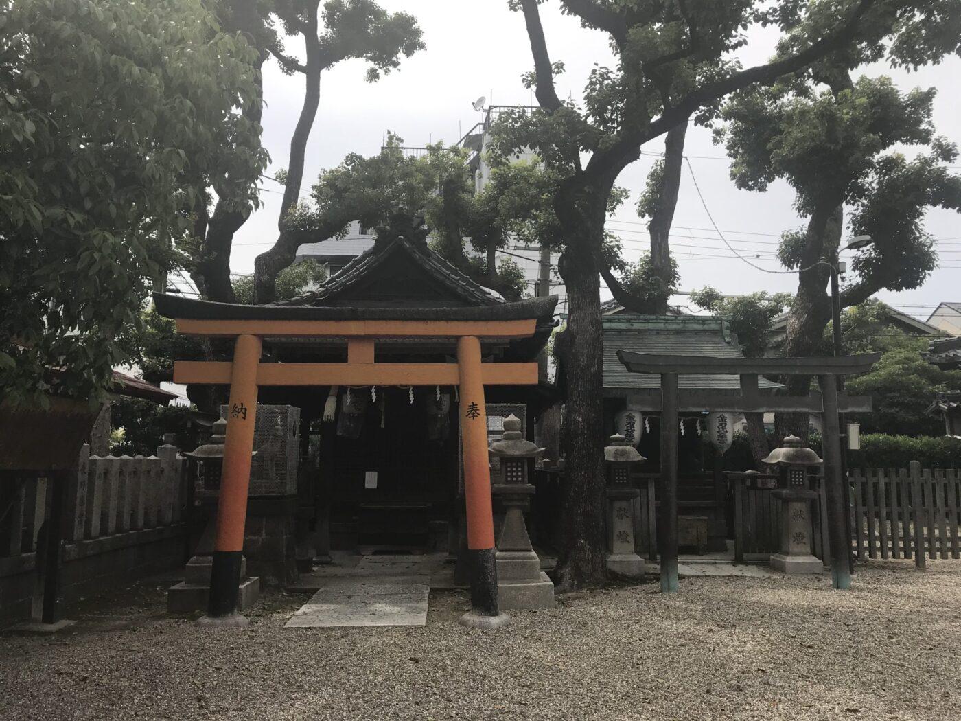 野田恵比寿神社の写真
