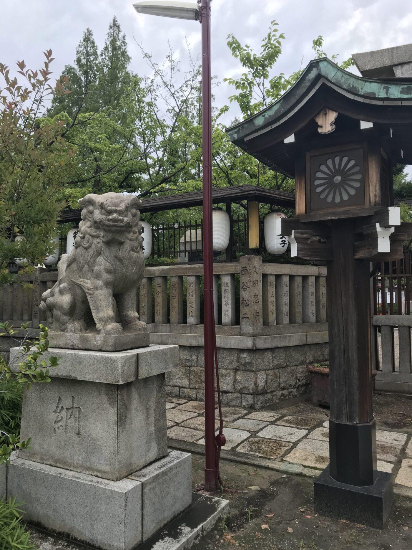 阿倍野神社の写真