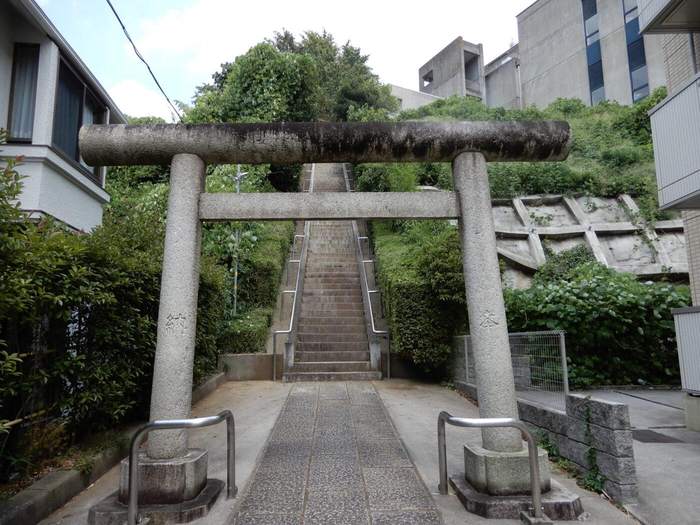 日吉神社の写真