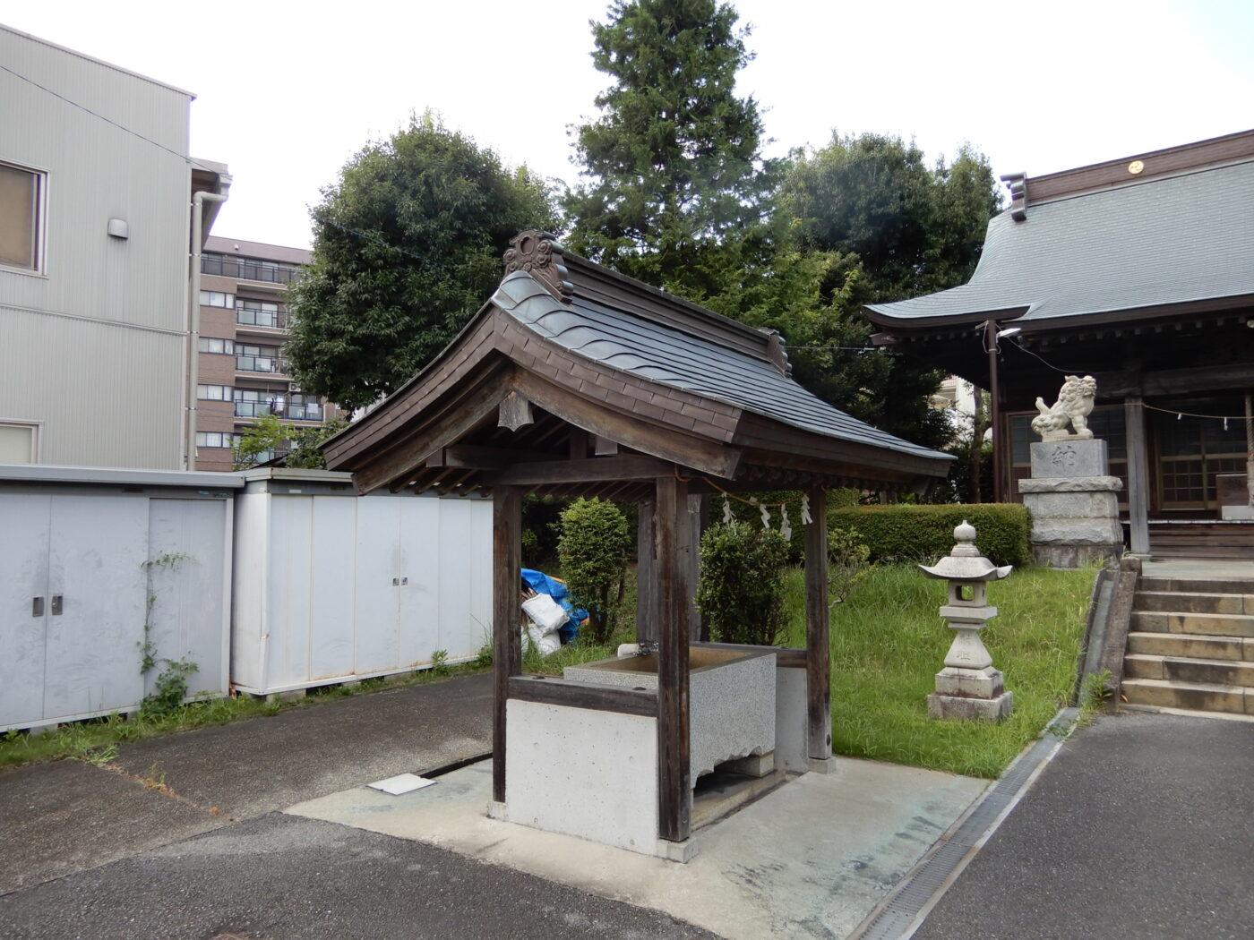 日向山神社の写真