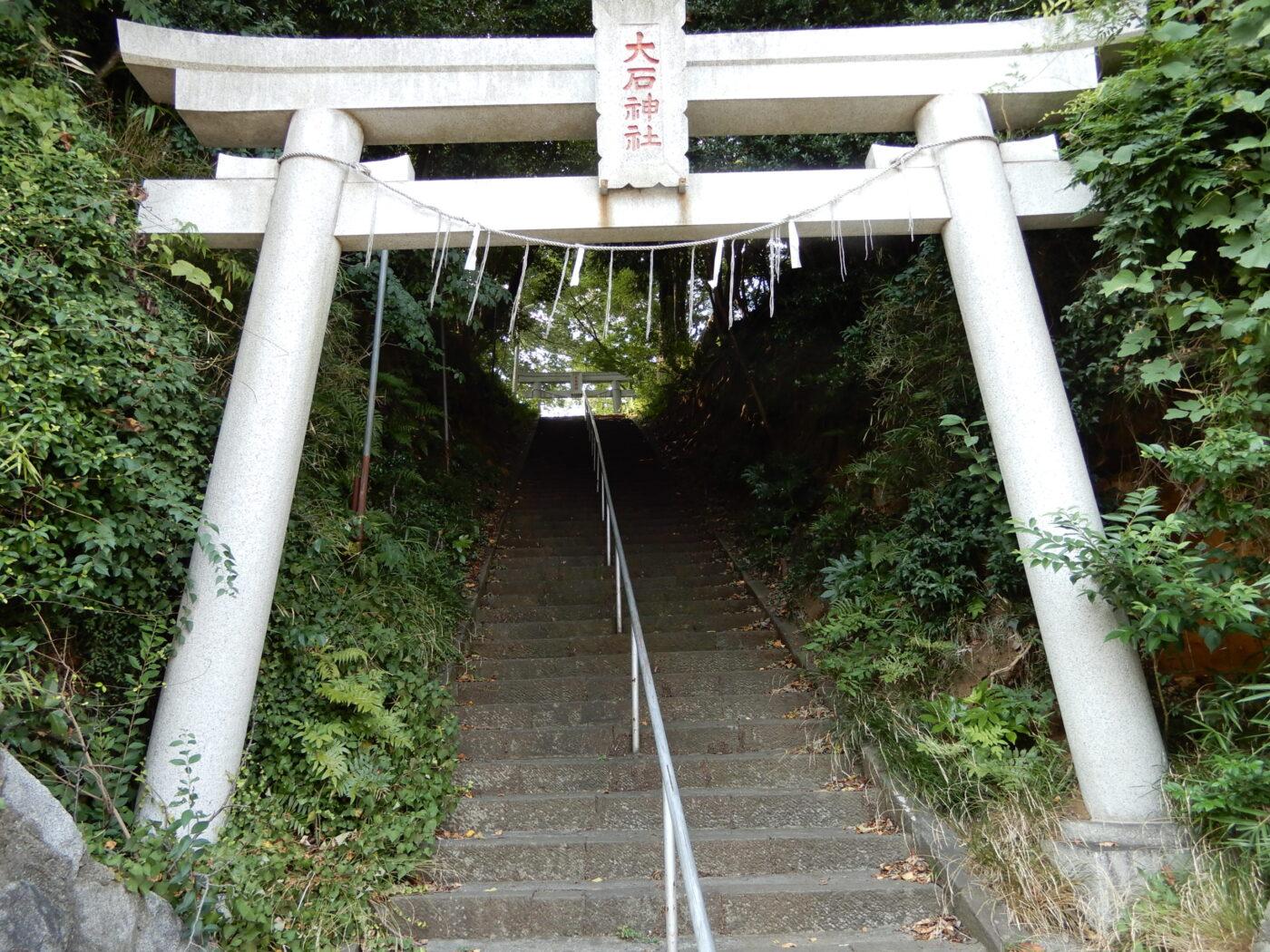 大石神社の写真