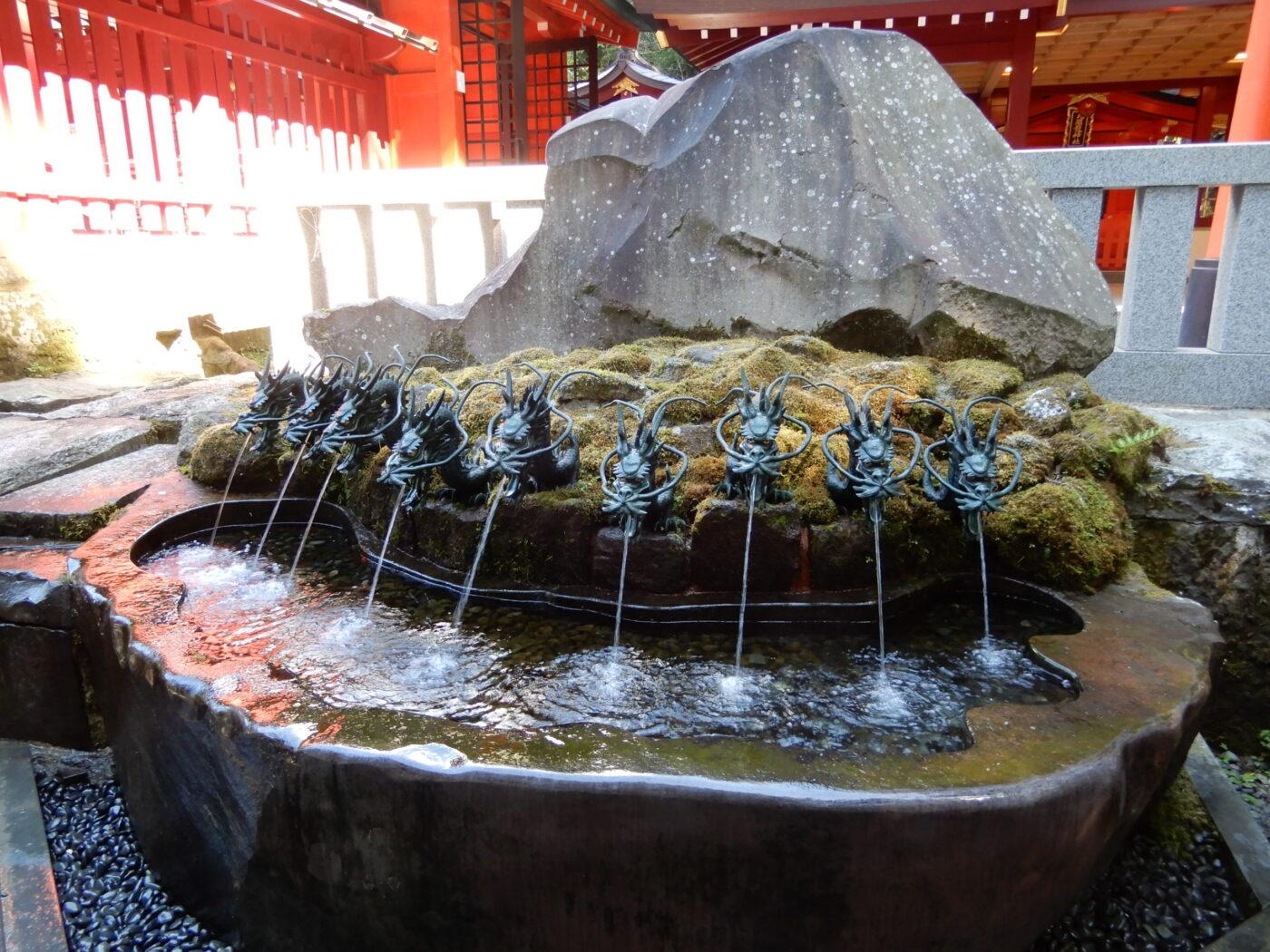 九頭龍神社 新宮(箱根神社内)の写真