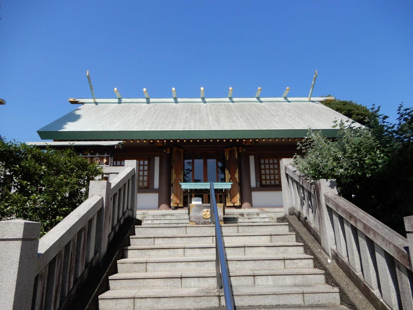 伊勢原大神宮の写真