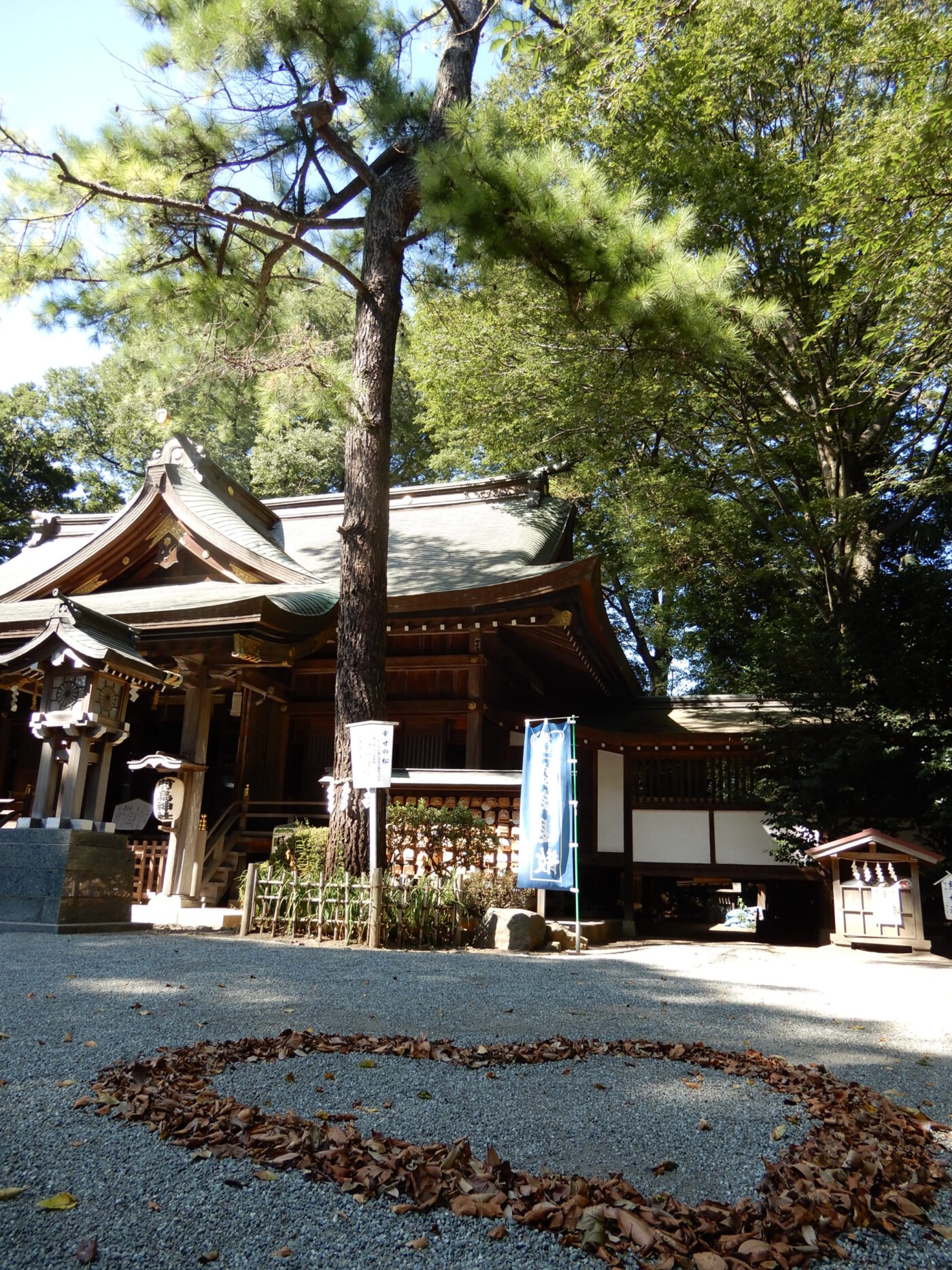 前鳥神社の写真