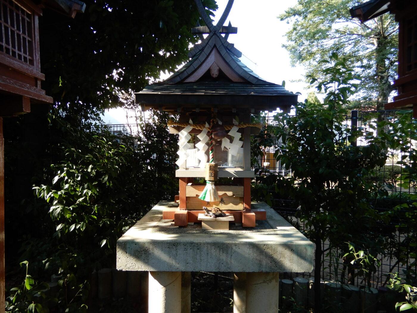 春日神社(平塚市)の写真