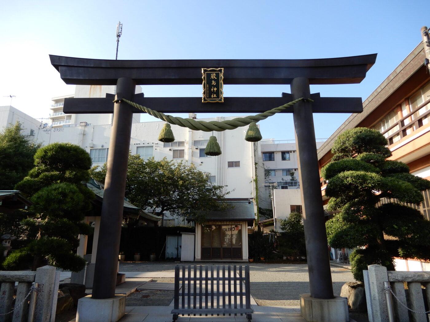 嚴島神社の写真