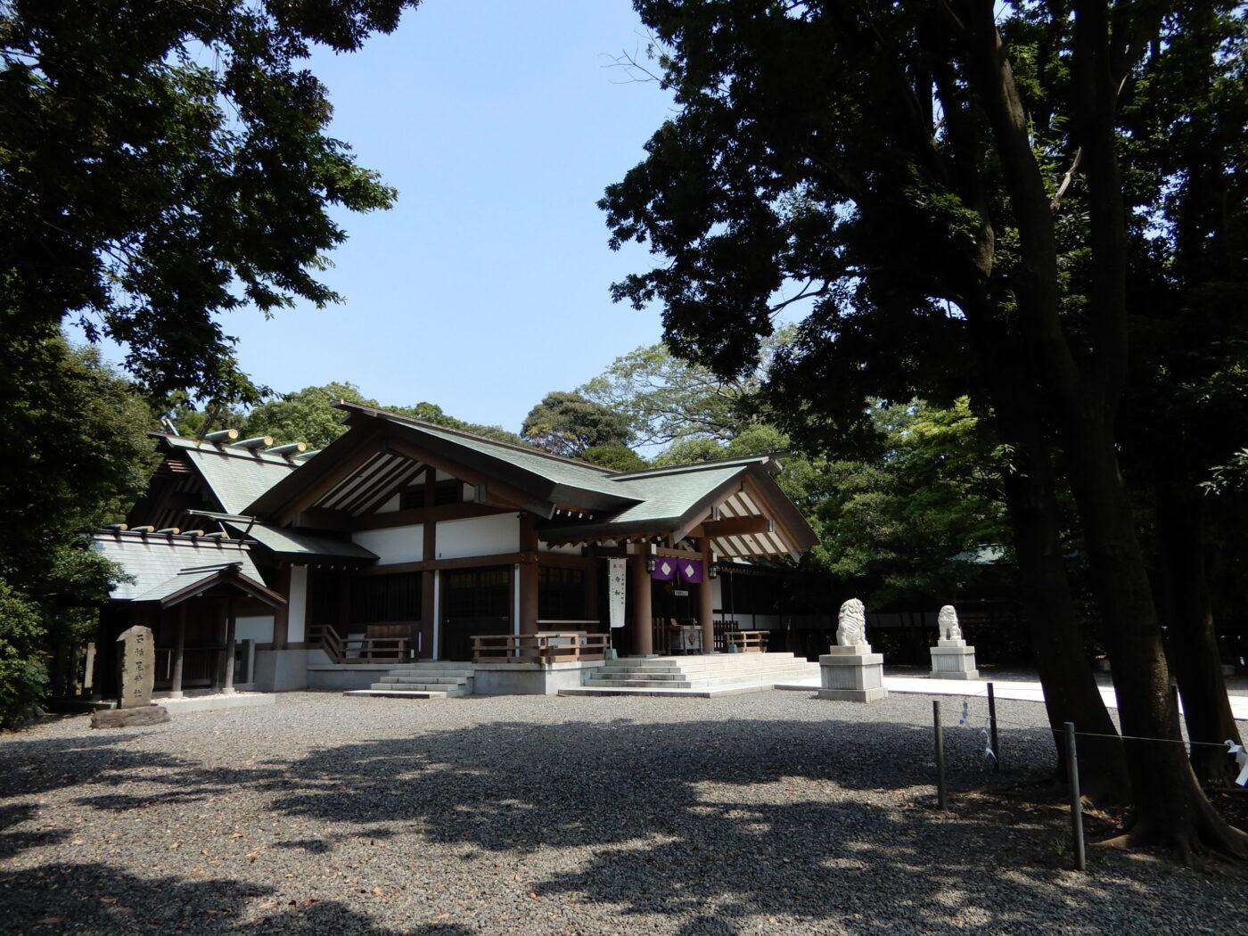 鵠沼皇大神宮の写真