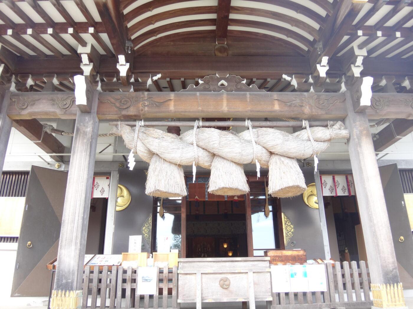 本牧神社の写真