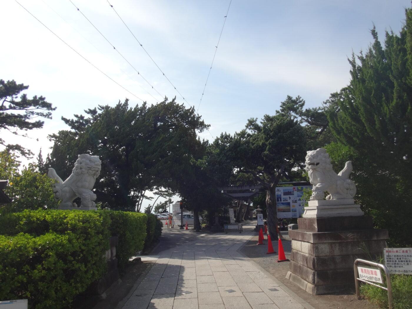 森戸神社(森戸大明神)の写真